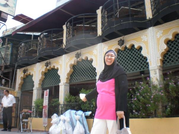 Restoran Sahara Tent,  Bukit Bintang