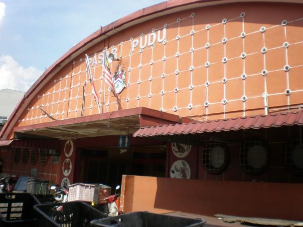 Pasar Pudu KL