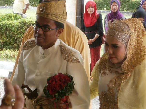Nurul Sofia Binti Mohd Zalaludin & Faizal, Padang Rengas,